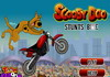 Game Scooby lái moto
